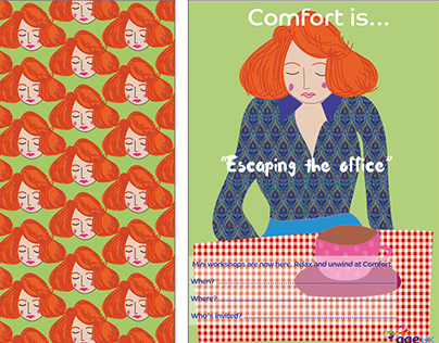 Comfort is... for Age UK