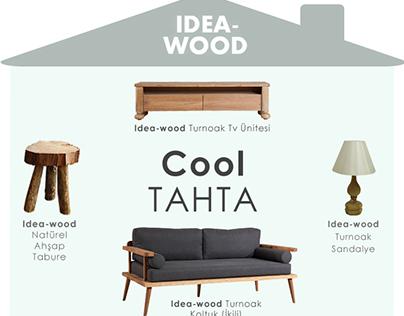 idea wood product mailing