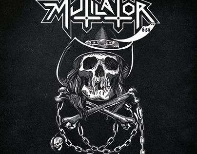 Mutilator - Album cover