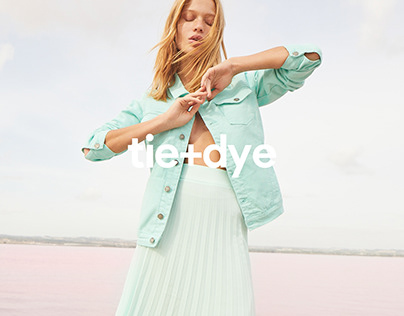TIE-DYE SS20 | IO