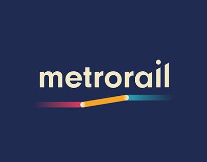 Metrorail | Brand Identity
