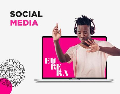 Eureka Crew - Relanzamiento | Social Media 2020