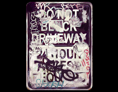 The Painted Word: San Francisco Street Signs