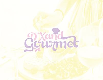 D'Xand Gourmet - ID. VISUAL
