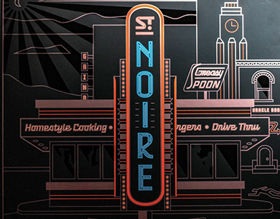 St. Noire - An Alexa AI Board Game by Kevin Cantrell