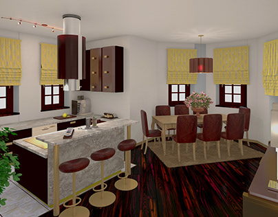Interior design of home. Welcome to us...