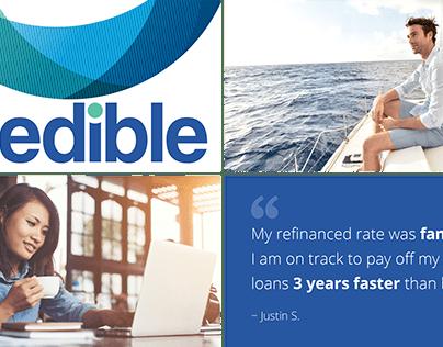 Credible.com IPO Event – Digital & Print Graphics