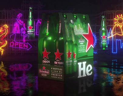 Heineken Six-Pack