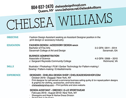 Chelsea Williams On Behance