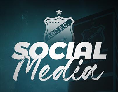 Social Media - Jogadores ABC F.C