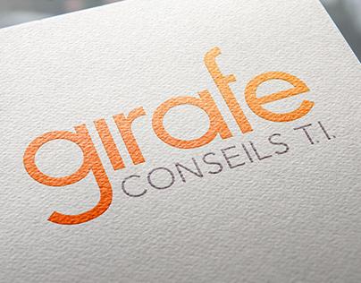 Girafe Conseils T.I. - Rebranding