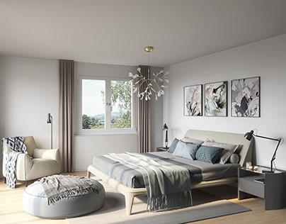 Winterthur bedroom