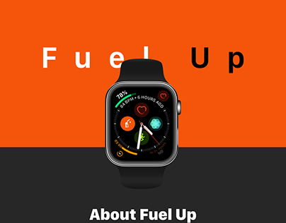 Apple Watch CaseStudy - Fuel Up