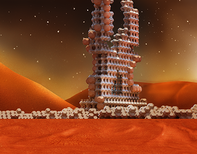 Expedition Mars, Design IX, Prof. Ku