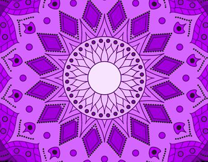 Mandala Color Theory