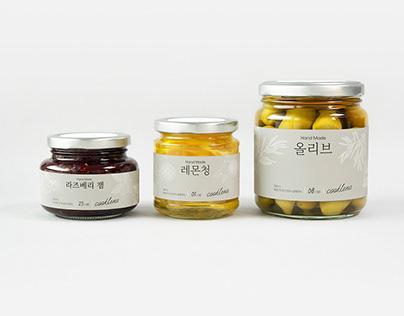Fresh&Handmade - Cooklena Branding