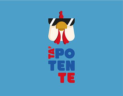 TA POTENTE - Branding