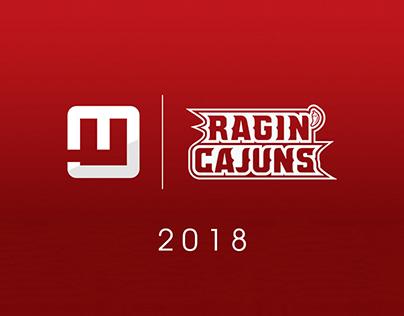 2018 Ragin' Cajuns Football