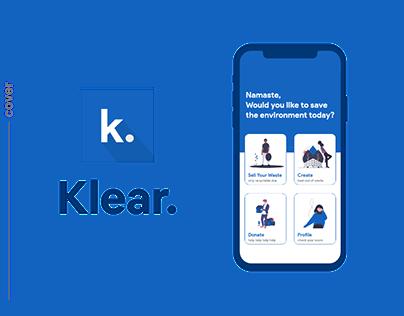 Klear | Waste Management App