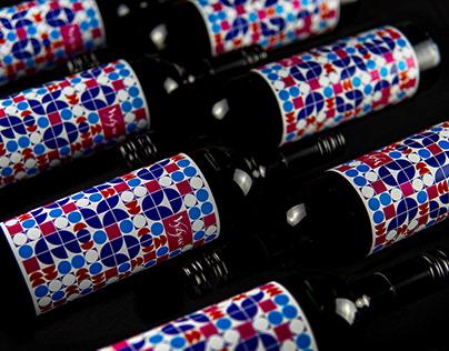 Bogyólé 2019 / wine label design