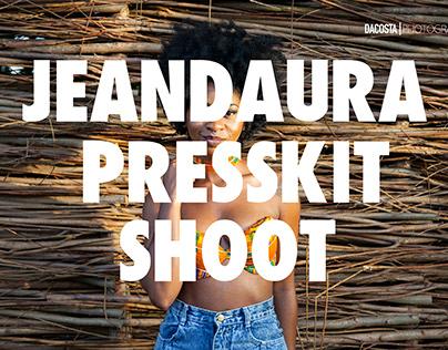 Jeandaura's Presskit Shoot By Dacosta Photography