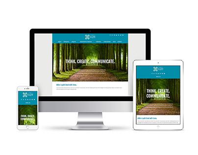 Allee Creative Responsive WordPress Website