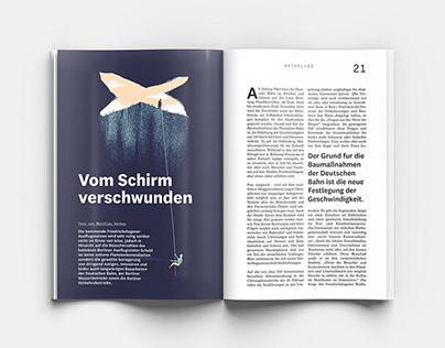 Relaunch Maulbeerblatt Magazine