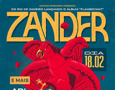Poster Zander