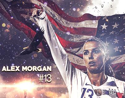 Alex Morgan Design