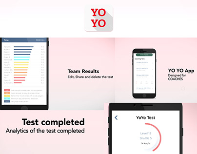 Mobile app Explainer video-YoYo app