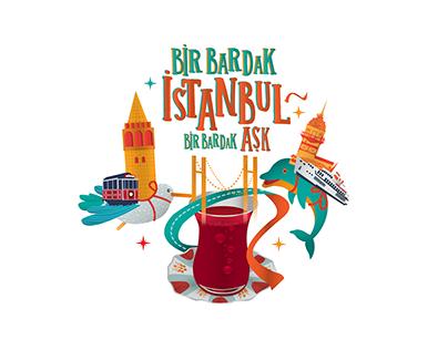 İllustration for Istanbul Metropolitan Municipality