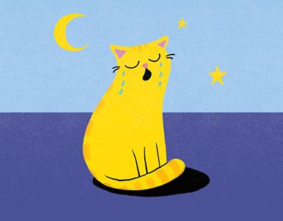 Campaña para promocionar la adopción de gatos en Bilbao
