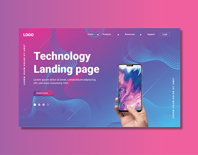 Landing Pages (Free Templates)