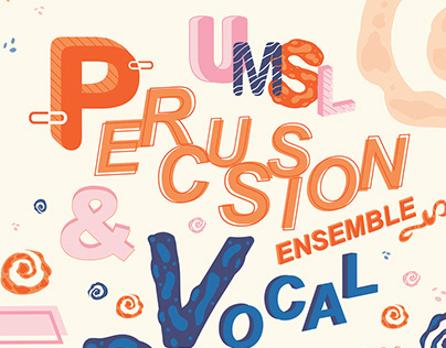 Percussion Ensemble Graphics and Animation