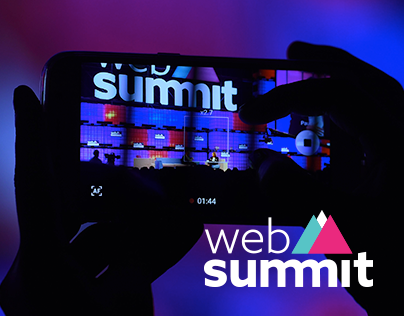 Web Summit 2015 Branding