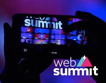 Web Summit 2015 Branding