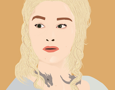 Daenerys Targaryen, Khaleesi (minimalismo)