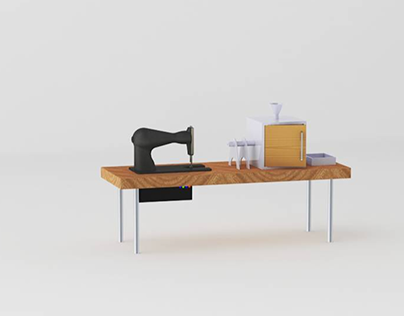 Workspace Model & Render