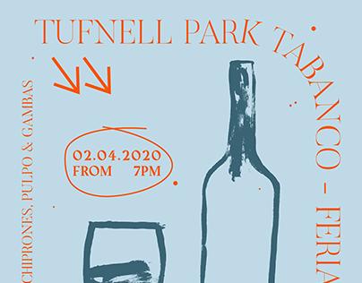 Tufnell Park Tavern poster series
