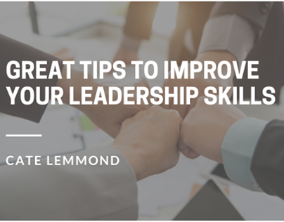 Tips To Improve Your Leadership Skills