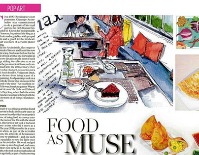 Editorial Illustration - Deccan Herald