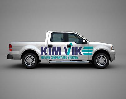 KIM VIK moving company and storage