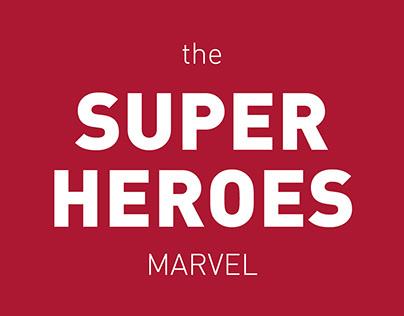 SUPER HEROES_MARVEL