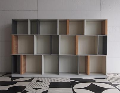 bookstand / colour