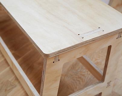 B&Q - Plywood Furniture