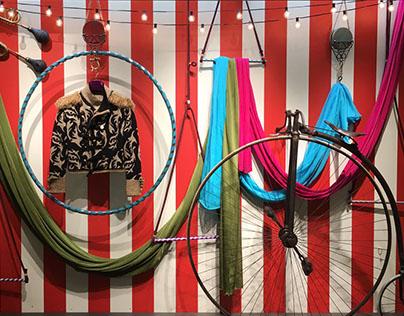Stand design for Sesia Manifatture @Pitti Immagine 82