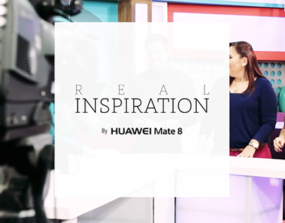Real Inspiration - Huawei Mate 8