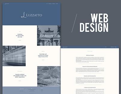 Luzzatto Website