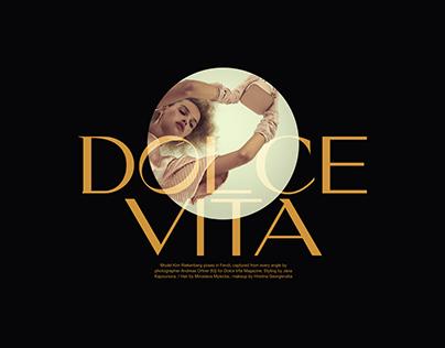 Dolce Vita Editorial
