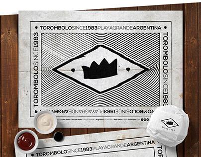 TOROMBOLO • Mar del Plata • Argentina